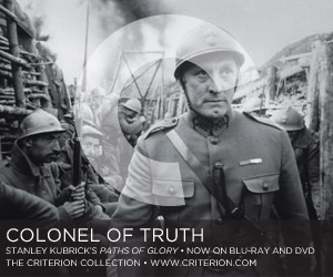 PATHS OF GLORY ad